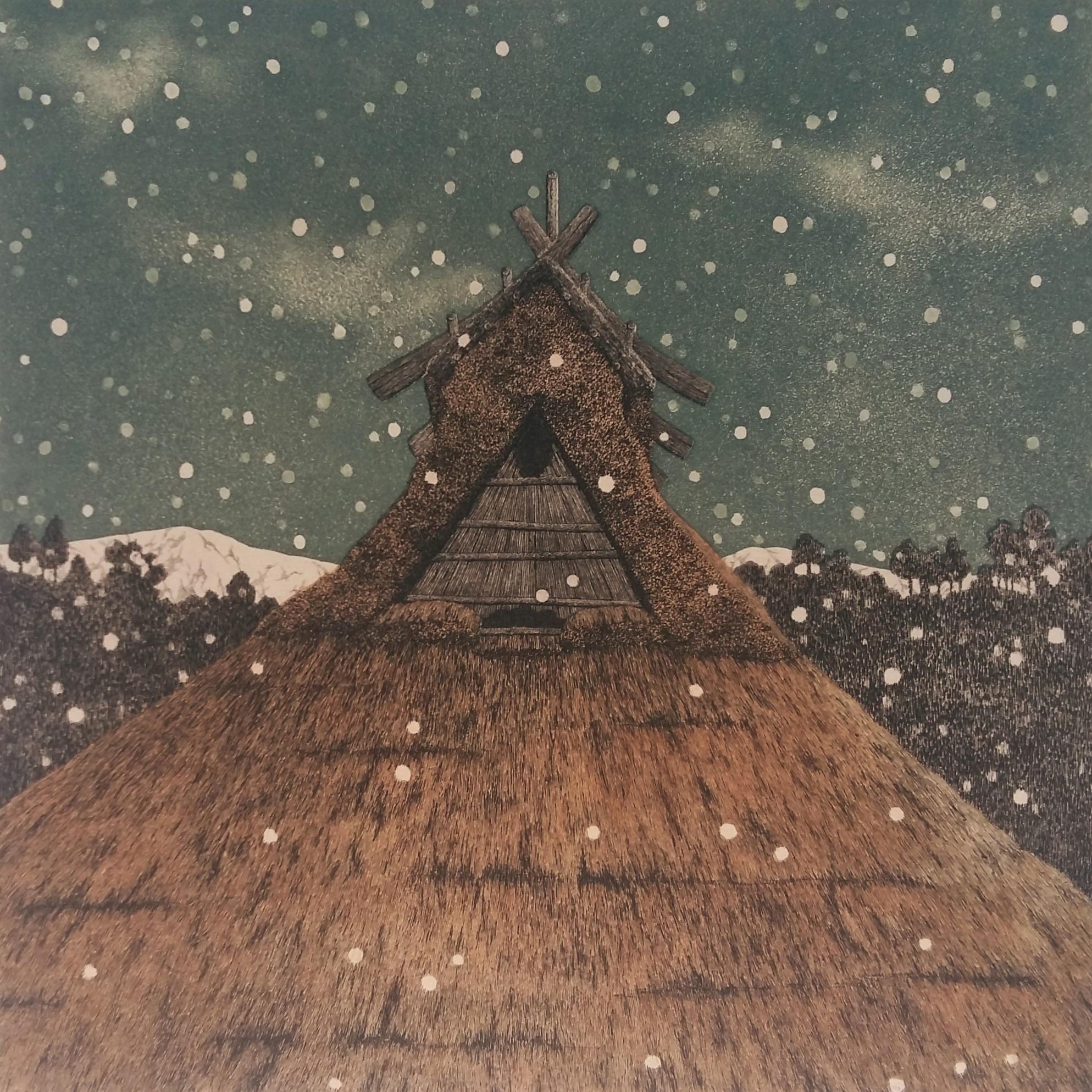 Tanaka Ryohei TR # 112 Snow is Coming kopie